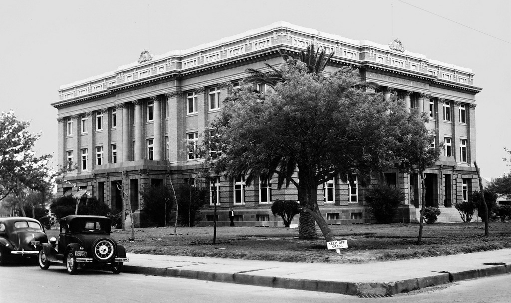 049 Cameron County 254 Texas Courthouses